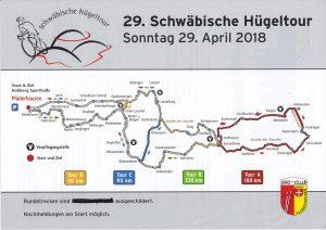 Hügeltour 2018